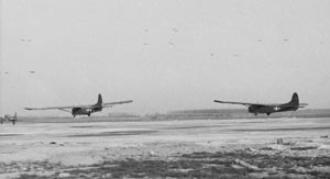 Take-off 24th March 1945 (J. Antrim)
